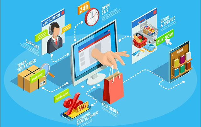 Different types of eCommerce websites