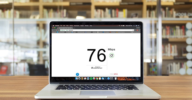how to test Internet speed accurately