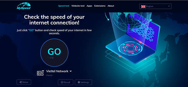 Basic knowledge about speed test