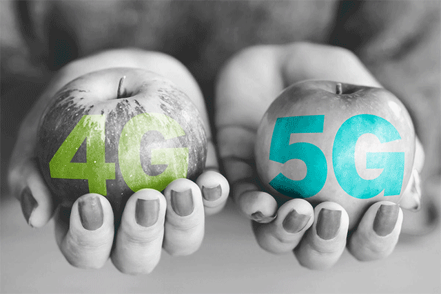4g Speeds vs 5g Speeds