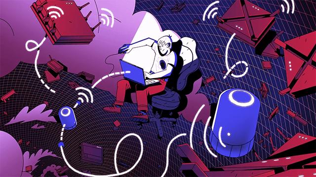 Wireless network interference