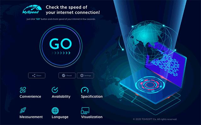 broadband speed test google