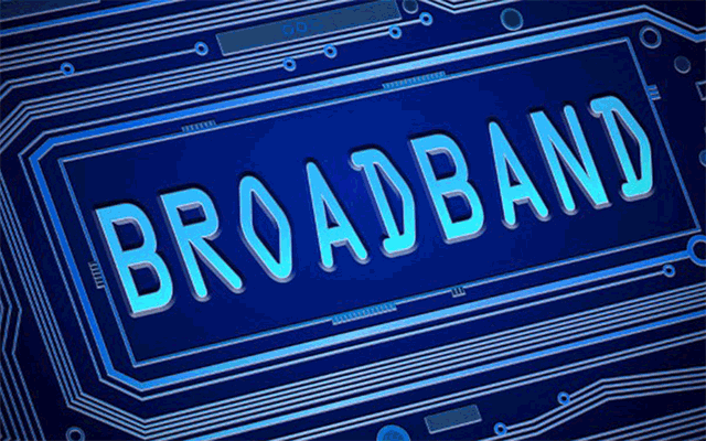 What is broadband? What is a good broadband speed test Google?
