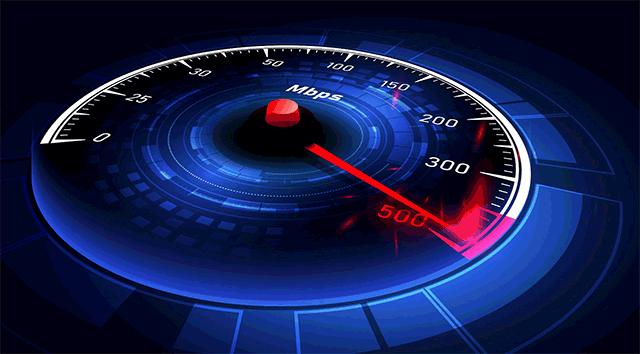 quick speedtest