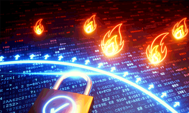 Does the firewall slow down the internet?