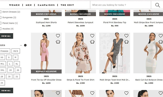 How to sell clothes online in India