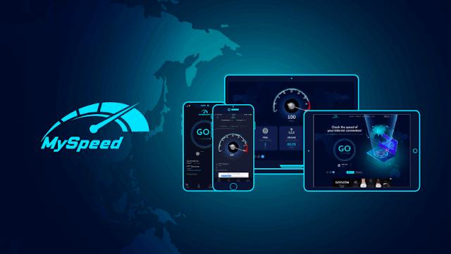 MySpeed - A fast speed check tool