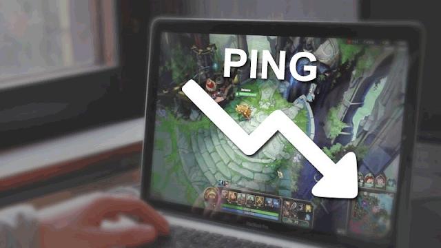 ping test game