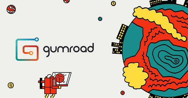 Gumroad digital products