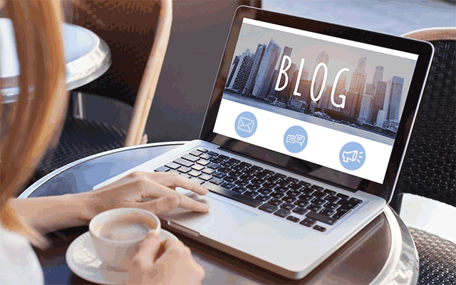 Should you have a blog on your business website?