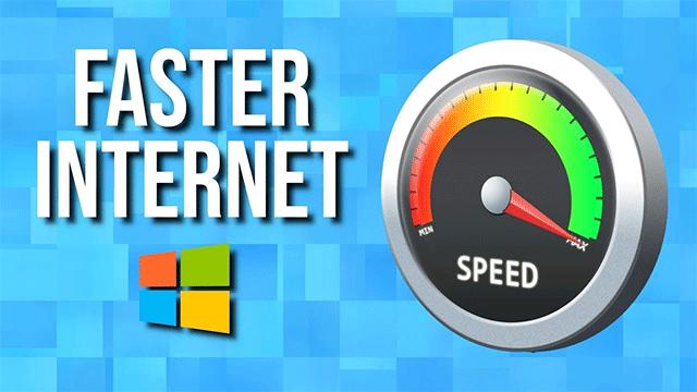 test internet speed on laptop