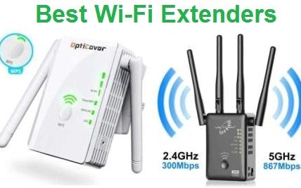 Website test internet speed: Top 10 best Wifi extenders