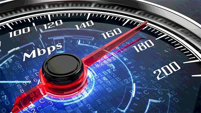 Good speed upload, speed download