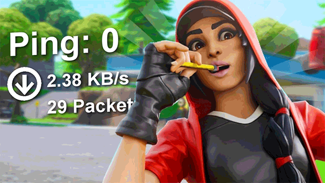 Is zero ping possible?