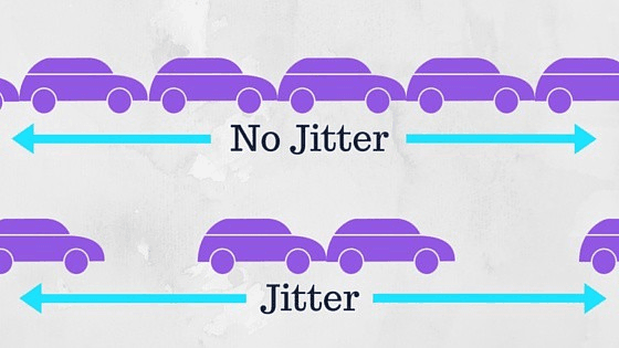 Jitter meaning