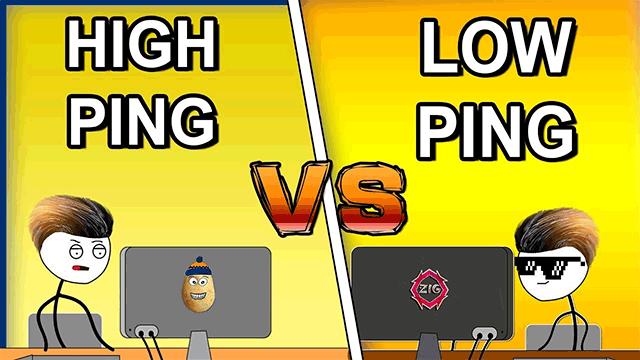 Low latency vs high latency