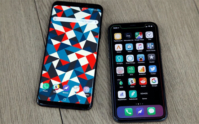 Why does the iPhone have slower cell data than Android?