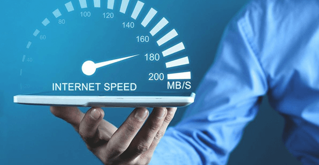 How speed test works