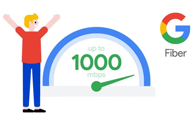 How to test internet speed on Google Fiber Speed Test?