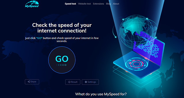 MySpeed