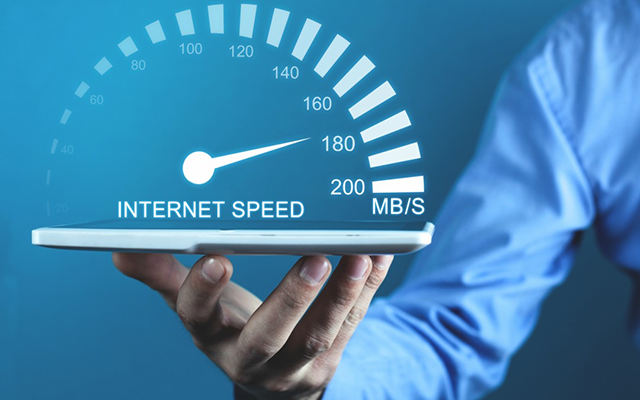 How to use speed check of internet