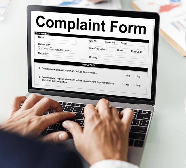 internet broadband complaints