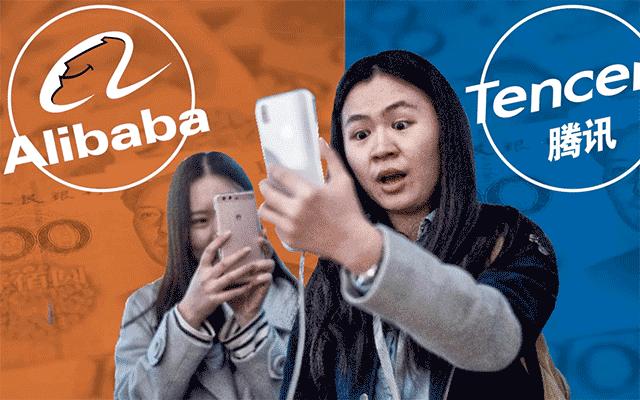 Despite high pressure, Alibaba & Tencent are still China's norm techs