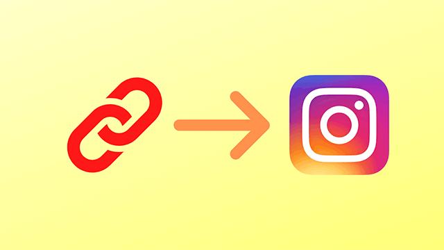 Share Links on Instagram Story
