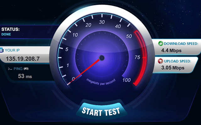 How to Quick Test Internet Speed