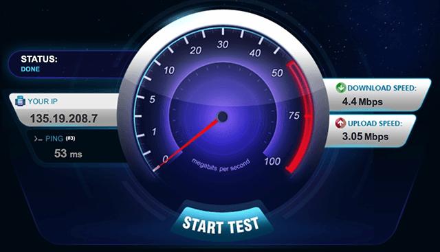 Quick Test Internet Speed