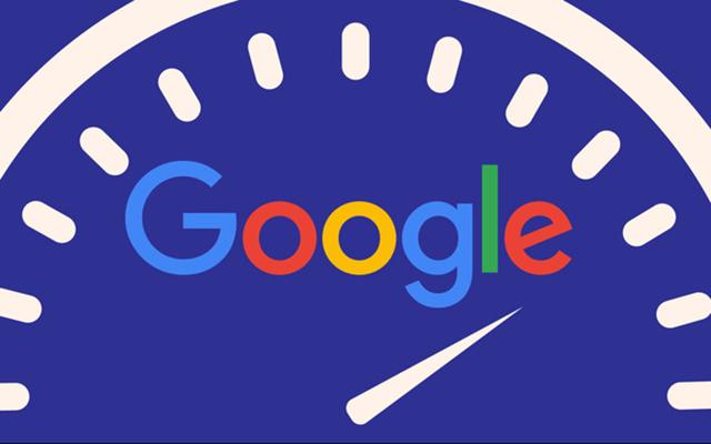 Speed check google