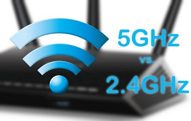 speed test 5g wifi