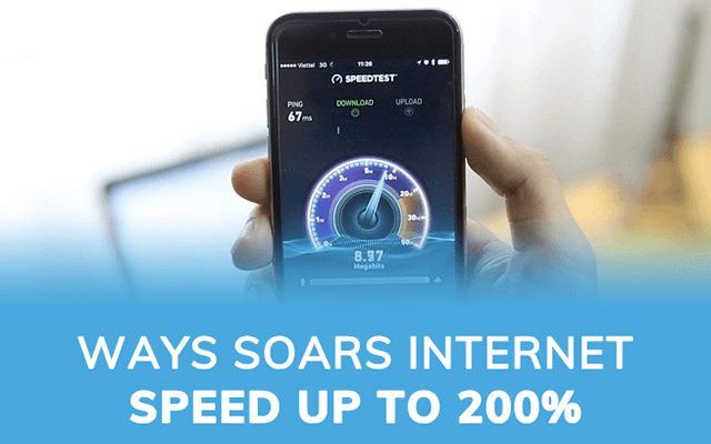 Speed test: Ways soars internet speed up to 200%. Do you know?