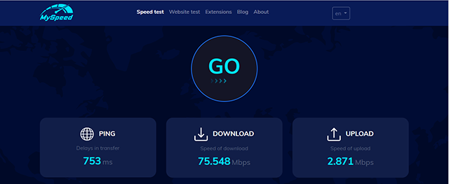 How to test internet speed and stability?
