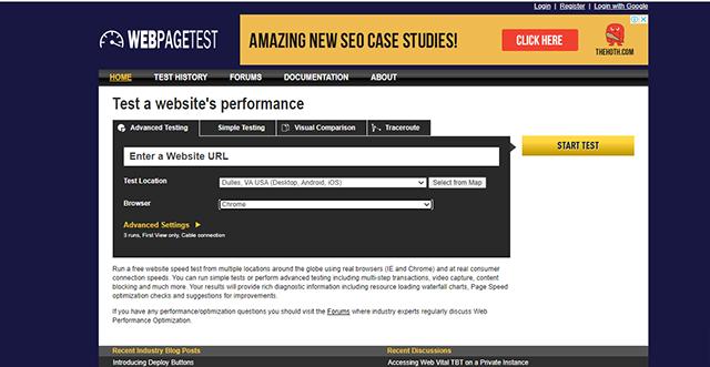 website-test-2020