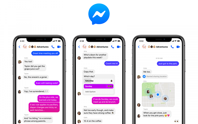 WhatsApp, Facebook Messenger Collect Much More User Data